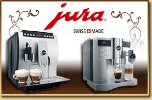 Jura Kafeemachinen