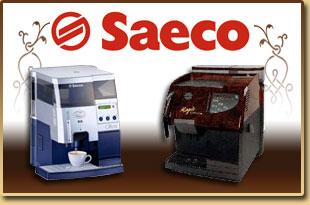 Saeco Kafeemachinen