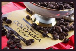 Merillo Colombia Red Kaffee