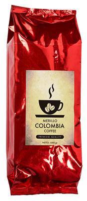Merillo Colombia Red Kaffee 1 Kg