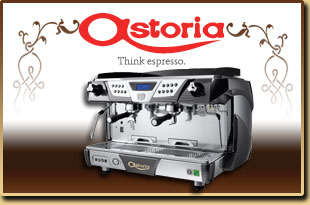 Astoria professional Coffee machines