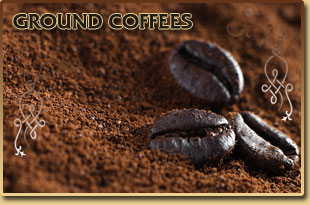 Ground coffees