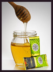 MERILLO Sachet honey