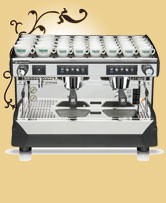 Rancilio Coffee machines | EPOCA | CLASSE | SILVIA