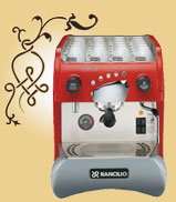 Rancilio Epoca E Machine - 1 Gruop