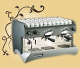 Rancilio Epoca E Machine - 2 Group