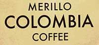 Merillo Colombia Black Bohnenkaffee