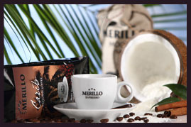 Merillo Carib Bohnenkaffee