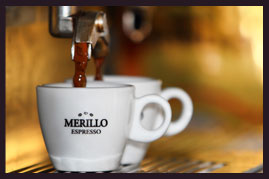 Merillo Espresso Bean-Coffee