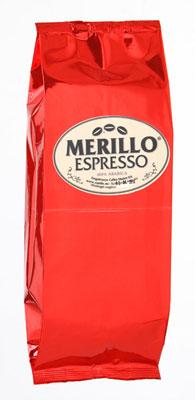 Merillo Espresso Kaffee 1 Kg