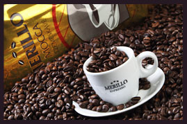 Merillo Mocca Bean-Coffee